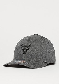 Mitchell & Ness NBA Chicago Bulls Heather Melange 110 grey
