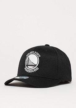 Mitchell & Ness NBA Golden State Warriors Black&White 110 Current Logo black