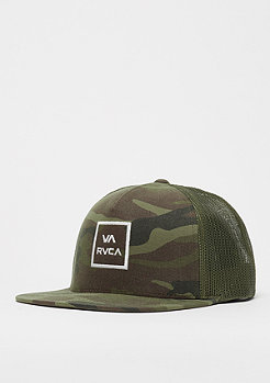 RVCA VA All The Way Ctiii olive camo