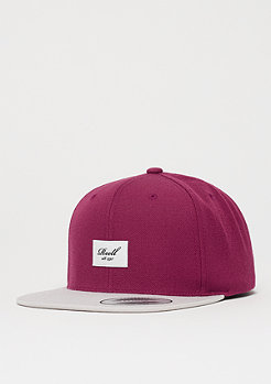 Reell Pitchout maroon/light grey