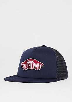VANS Classic Patch Trucker dress blues/chili pepper