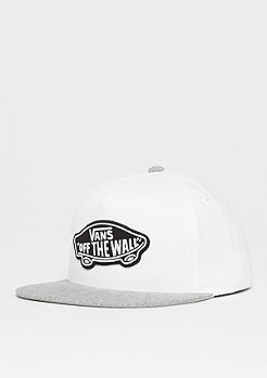 VANS Classic Patch white/heather grey