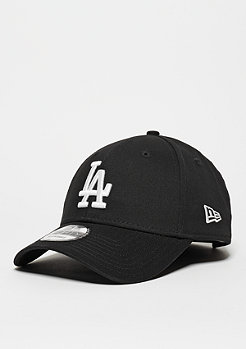 New Era 9Forty League Essential MLB Los Angeles Dodgers black/white