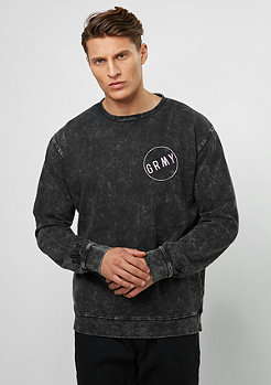 Sweatshirt Rick Infamous washed black