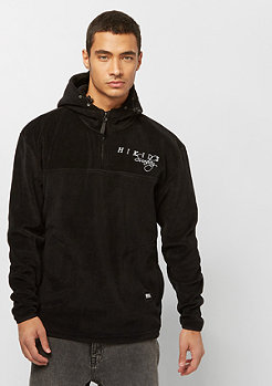 Hikids Black Sunday Zip Hoodie black