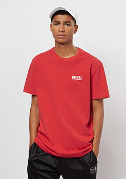 Hikids Team Tee red