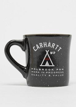 Carhartt WIP Holbrook Diner Mug black/white speckles