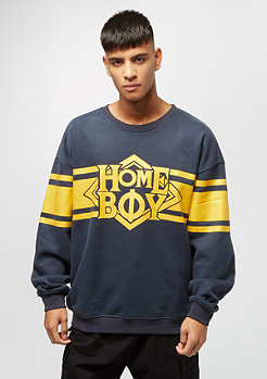 Homeboy College Crew navy