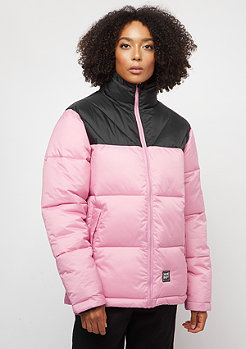 Homeboy Saddle Ark Jacket rose