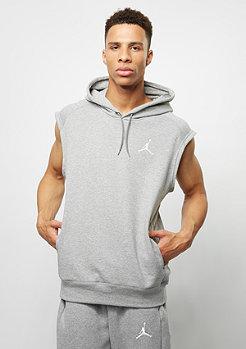 Hooded-Sweatshirt Flight Lite SL dark grey heather/white