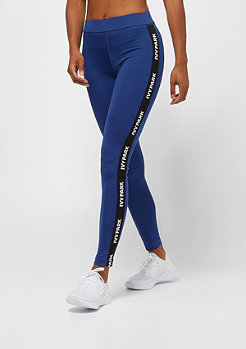 IVY PARK Active Logo Elastic Tape Leggings sodalite blue
