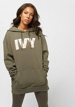 IVY PARK Layer Logo Oh Hoody crocodile