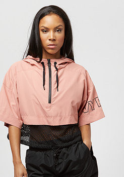 IVY PARK Mesh Hem Panel Jacket brown