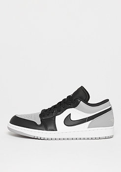 JORDAN Air Jordan 1 Low white/atmosphere grey-black