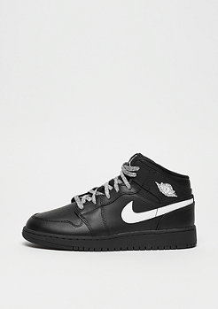 JORDAN Air Jordan 1 Mid (BG) black/white-black