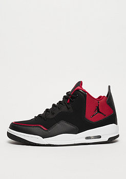 JORDAN Jordan Courtside 23 black/black/gym red/white