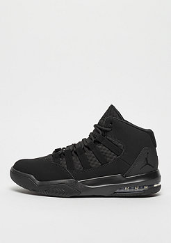 JORDAN Max Aura black/black/gym red
