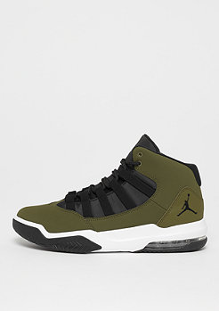JORDAN Max Aura olive canvas/black/white/black