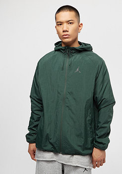 JORDAN Wings Windbreaker midnight green/midnight green/black