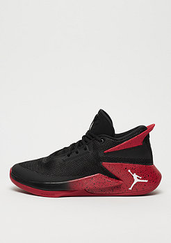 JORDAN Fly Lockdown black/white/gym red