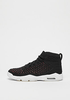 JORDAN Jordan Flyknit Elevation 23 black/black-university red-white