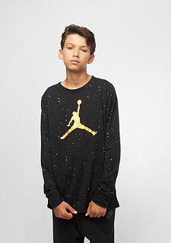 JORDAN Junior Jumpman Speckle black