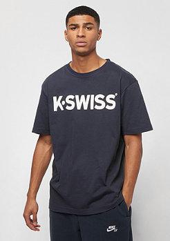 K-Swiss Classic Logo navy/white