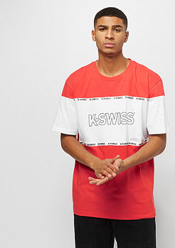 K-Swiss Crenshaw red