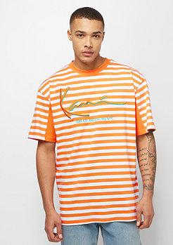 Karl Kani Retro Stripe orange