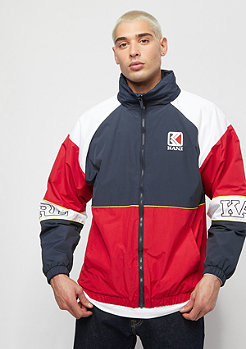 Karl Kani Retro Windbreaker navy/red/white