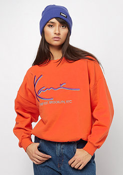 Karl Kani Signature Crew orange