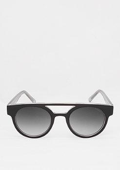 Komono Sonnenbrille Dreyfuss black/silver