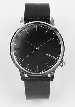Komono Uhr Winston Mirror black/black