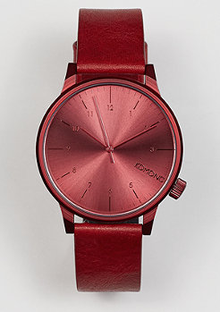 Komono Uhr Winston Regal red