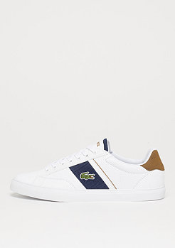 Lacoste Fairlead 318 1 CAM white/tan