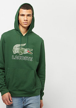 Lacoste Hoody green
