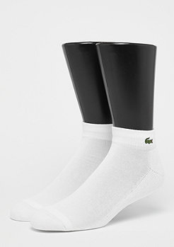 Lacoste Men Socks tennis GBK white/silver chine