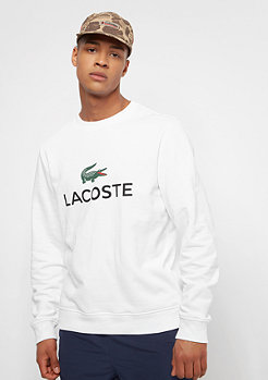 Lacoste Sweatshirt white