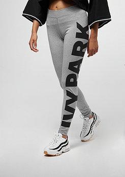 IVY PARK Oversized Logo grey marl