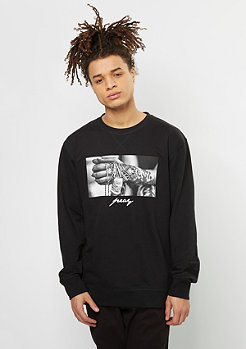 Sweatshirt Pray 2.0 black