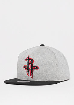 Mitchell & Ness The 3-Tone NBA Houston Rockets grey heather/black/red