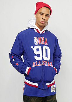 Mitchell & Ness All Star 1990 Warm Up royal