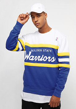 Mitchell & Ness Golden State Warriors Head Coach royal/white