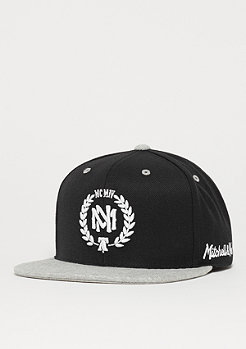 Mitchell & Ness Laurel The 2Tone Grey Heather Arch Bound black/grey heather