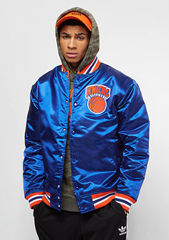 Mitchell & Ness NBA Satin New Yorks Knicks royal