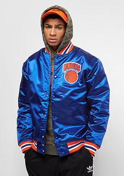 Mitchell & Ness NBA Satin New Yorks Knicks royal