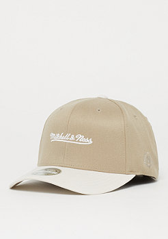 Mitchell & Ness OB Heather 2-Tone 110 Script khaki