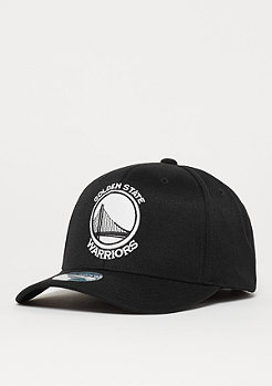 Mitchell & Ness NBA Golden State Warriors Black&White 110 Current Logo black
