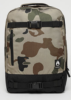 Nixon Del Mar Backpack II khaki camo