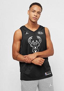 JORDAN NBA All Star Weekend Antetokounmpo Swingman Jersey black